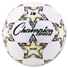 VIPER Soccer Ball, Size 3, White