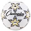 Champion Sports VIPER Soccer Ball, Size 3, 7 1/4