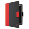 Belkin F5L114TTC02 YourType Folio, Removable Keyboard, for iPad 2/3, Red/Black BLKF5L114TTC02 BLK F5L114TTC02
