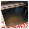 Bronze 46x60 Rectangle Chair Mat, Design Series for Carpet up to 3/4