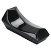Mini Softalk Telephone Shoulder Rest, 1-3/4W x 4-1/8D x 1-7/8L, Black