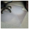 36 x 48 Lip Chair Mat, Task Series AnchorBar for Carpet up to 1/4