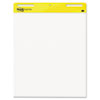 Self-Stick Easel Pads, 25 x 30, White, 2 30-Sheet Pads/Carton
