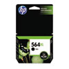 CN684WN (HP 564XL) Ink, 550 Page-Yield, Black