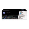 CE411A (HP 305A) Toner Cartridge, 2,600 Page-Yield, Cyan