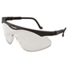 Skyper X2 Safety Spectacles, Black Frame