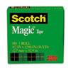 Scotch Magic Tape, 1/2