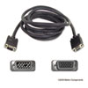 Belkin Pro Series SVGA Monitor Extension Cable, HD-15, 10 ft., Black