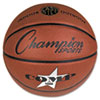 "Composite Basketball, Official Size, 30"", Brown"