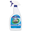 All-Purpose Cleaner with Bleach, Fresh Clean, 32 oz Trigger Bottle, 8/Carton