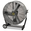 "Portable Belt Drive Mancooler, 36"", 660 rpm"