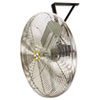 "Commercial Air Circulator, 30"", 1100 rpm"