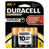 CopperTop Alkaline Batteries with Duralock Power Preserve Technology, AA, 8/Pack