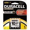 CopperTop Alkaline Batteries with Duralock Power Preserve Technology, AAA, 8/Pk