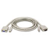 KVM Cable Kit, 6 ft, USB/HD15, Gray