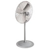 "Unassembled Pedestal Fan, 30"", Non-Oscillating"
