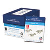 Tidal MP Copy 3-Hole Punched Paper, 92 Brightness, 20lb, Ltr, White, 5000/Ctn