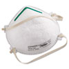 SAF-T-FIT PLUS N1105 Particulate Respirator, Medium/Large