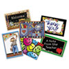 Postcard Pack with 30 Each of Six Designs, 4 x 6, 180 Cards/Pack