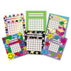 Teacher Created Resources Individual Incentive Charts, 5-1/4 x 6, 6 Designs, 36/Each, 216/Pack