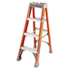 FS1500 Series Fiberglass Step Ladder, 4ft