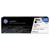 HP 304A, (CC530AD) 2-pack Black Original LaserJet Toner Cartridges