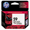C9359AN (HP 59) Ink Cartridge, 100 Page-Yield, Photo Gray