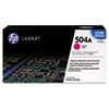 CE253AG (HP 504A) Government Smart Toner Cartridge, 7000 Page-Yield, Magenta