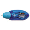 BIC Wite-Out Mini Correction Tape, Non-Refillable, 1/5