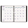 MiracleBind 17-Month Academic Planner, Soft Cover, 11 x 9-1/16, Black, 2013-2014