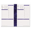 FranklinCovey Monticello Dated One-Page-per-Day Planner Refill, 5-1/2 x 8-1/2, 2015
