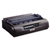 Microline 421N Network-Ready Narrow-Carriage 9-Pin Dot Matrix Printer