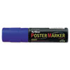 Artline 47271 Poster Marker, Chisel, 20mm, Blue ART47271 ART 47271