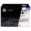 Q5950AG (HP 643A) Government Smart Toner Cartridge, 11,000 Page Yield, Black