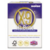 Boise X-9 Hi-Brite Paper, 96 Brightness, 20lb, 8-1/2 x11, White, 5000/Carton