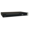 16-Port 1U Rackmount Cat5 Matrix KVM Switch, TAA Compliant