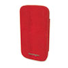 Kensington Portafolio Duo Wallet for Samsung Galaxy S3, Red