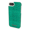 Kensington Vesto Textured Leather Case, for iPhone 5, Teal
