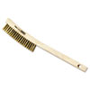 Platers Brush, .006 Brass Fill