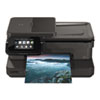 HP Photosmart 7520 Wireless e-All-in-One Inkjet Printer, Copy/Fax/Print/Scan