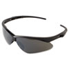 JACKSON SAFETY V30 NEMESIS Safety Eyewear, Black Frame, Smoke Mirror Lens