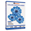 Universal Color Copy/Laser Paper, 98 Brightness, 28lb, 11 x 17, White, 500 Sheets/Ream