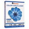 Color Copy/Laser Paper, 98 Brightness, 28lb, 8-1/2 x 11, White, 500 Sheets/Ream