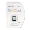 Memorex Secure Digital TravelCard, Class 4, 4GB