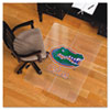 Collegiate Chair Mat for Hard Floors, 48 x 36, Florida Gators
