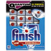 Quantum Dishwasher Tabs, Blue, 45 Count
