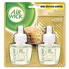 Air Wick 81262 Scented Oil Refill, Vanilla Snow & Soft Cashmere, 0.71oz Bottle, Clear RAC81262 RAC 81262