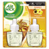 Air Wick 81249 Scented Oil Twin Refill, Island Paradise, .67oz, 2/Pack RAC81249 RAC 81249