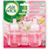 Air Wick 80095 Scented Oil Refill, Calming - Magnolia & Cherry Blossom, .67oz, Pink, 2/Pack RAC80095 RAC 80095