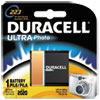 Duracell Ultra High Power Lithium Battery, 223, 6V